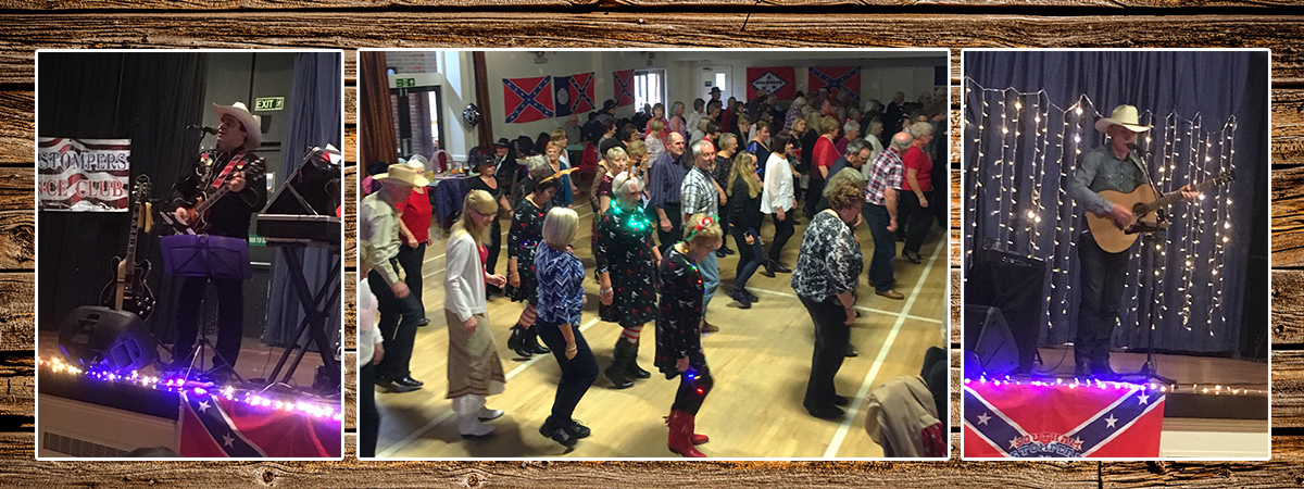 Southam Stompers Line Dance Club
